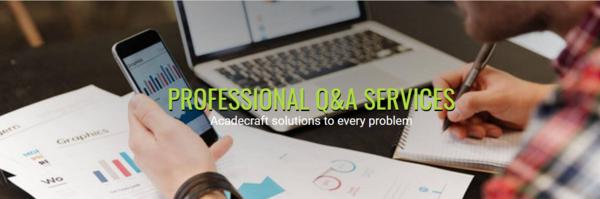 Q a services