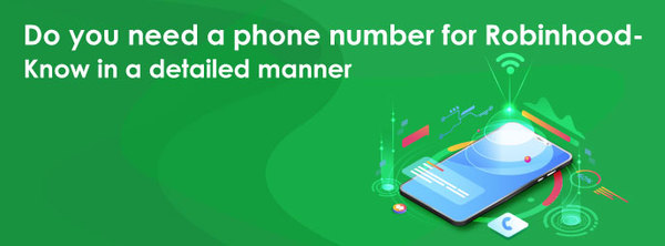 Need a phone number for robinhood1