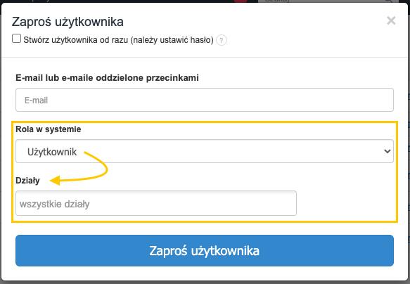 zrzut ekranu pokazujący, gdzie w systemie znajduje się wskazana opcja